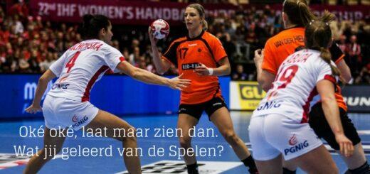 Amsterdam Handbal AHC'31 seizoen 2016 van start